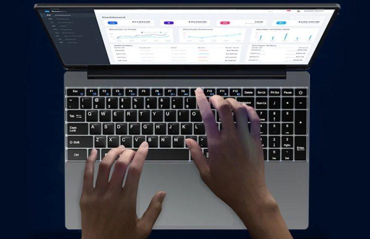 KUU A10 Notebook Tastatur