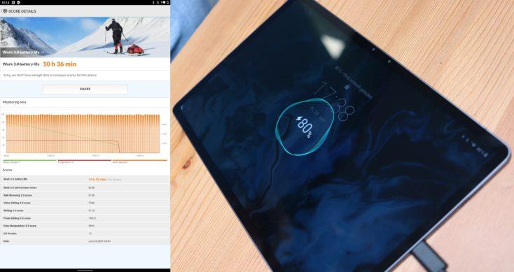 Lenovo XiaoXin Pad Pro Akku