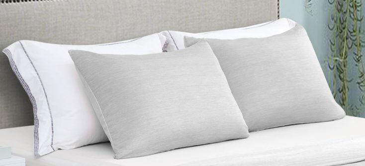 Kühlende Kissenbezüge