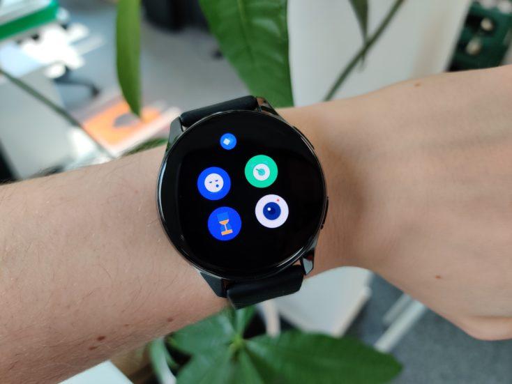 OnePlus Watch Widget