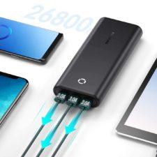 POWERADD 26800 mAh Powerbank USB Ausgang