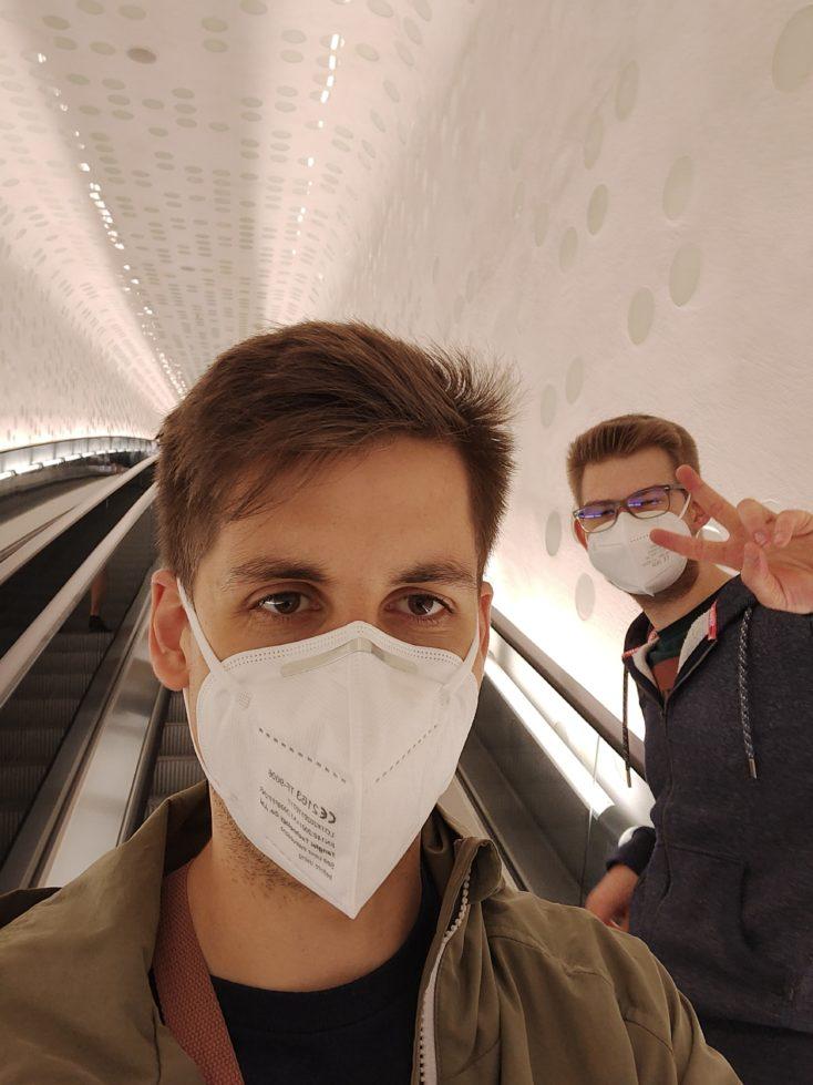 Realme GT Frontkamera Testfoto Selfie low light