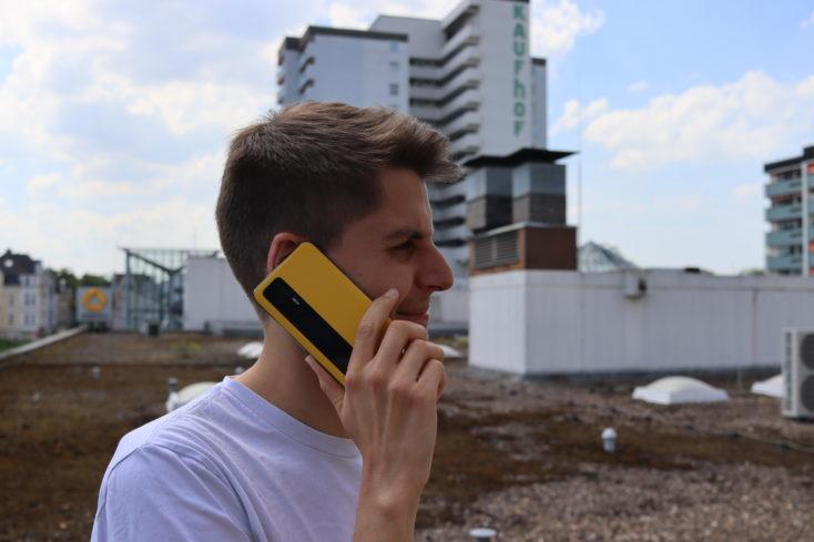 Realme GT Smartphone Telefonieren