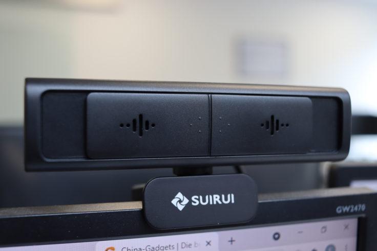 SUIRUI Webcam Abdeckung geschlossen