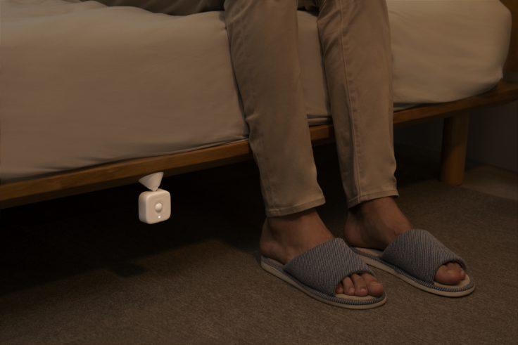SwitchBot Bewegungssensor Bett