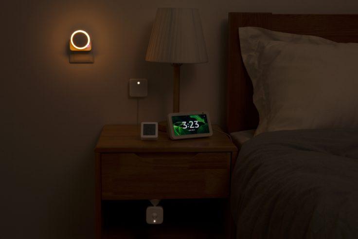 SwitchBot Bewegungssensor Nachttisch