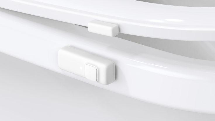SwitchBot Kontaktsensor Toilettensitz