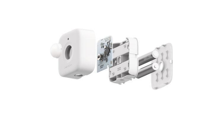 SwitchBot Sensoren Bewegungssensor Innenleben
