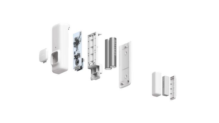 SwitchBot Sensoren Kontaktsensor Innenleben