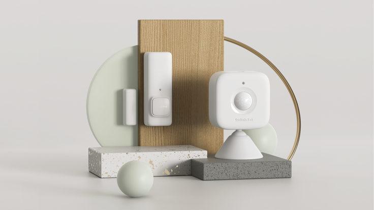 SwitchBot Sensoren Kontaktsensor und Fenstersensor Produktbild