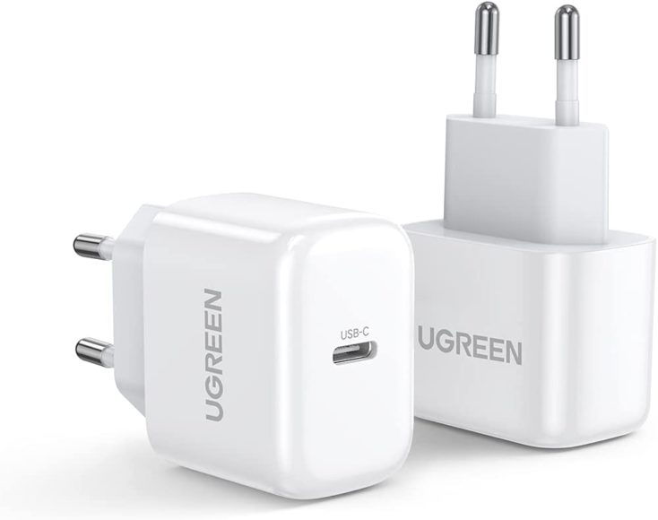 UGREEN USB-C Charger Doppelpack