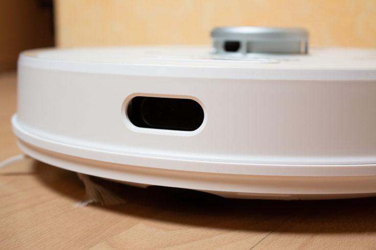 Ultenic T10 Saugroboter Design Vorderseite