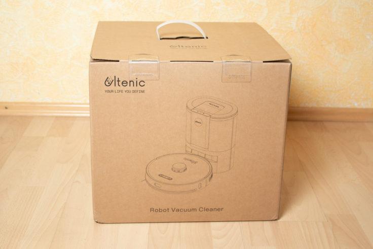Ultenic T10 Saugroboter Verpackung