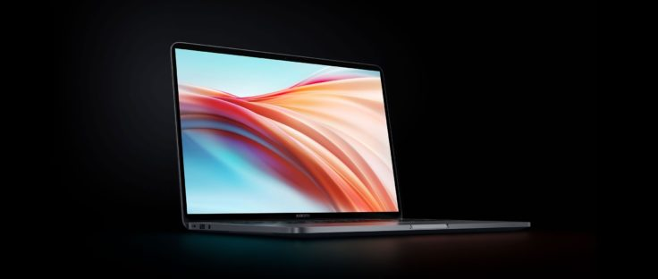 Xiaomi Notebook Pro X 15 Front