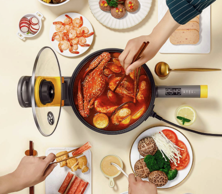 Xiaomi Solista Solo Pfanne Hot Pot