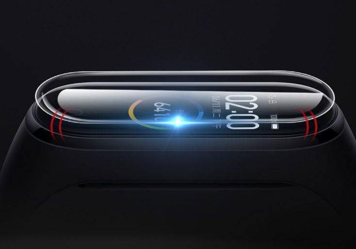 Xiaomi Mi Band 6 Schutzfolie