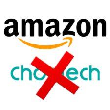 Amazon Choetech Bann