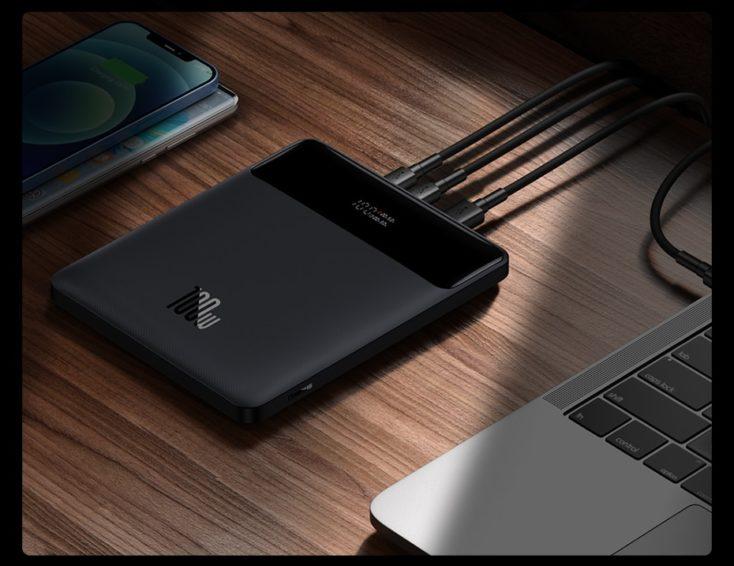 Baseus 100W USB C Powerbank