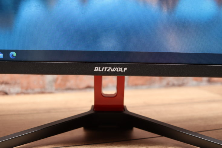 BlitzWolf BW-GM2 Monitor Logo