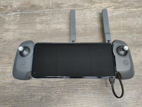 Fimi X8 Mini Fernsteuerung mit Smartphone 2