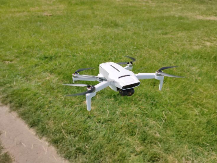 Fimi X8 Mini erster Flug