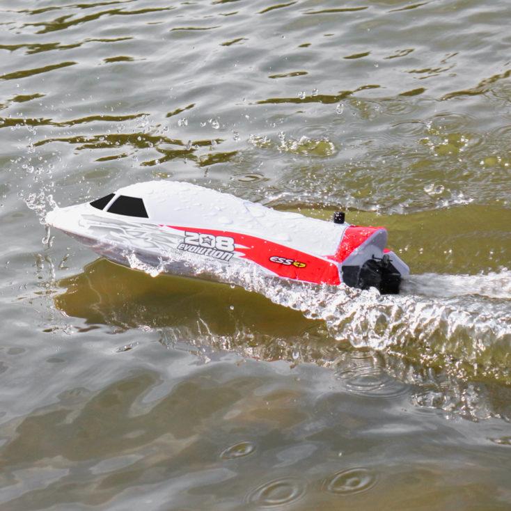 Flytec V008 RC-Boot