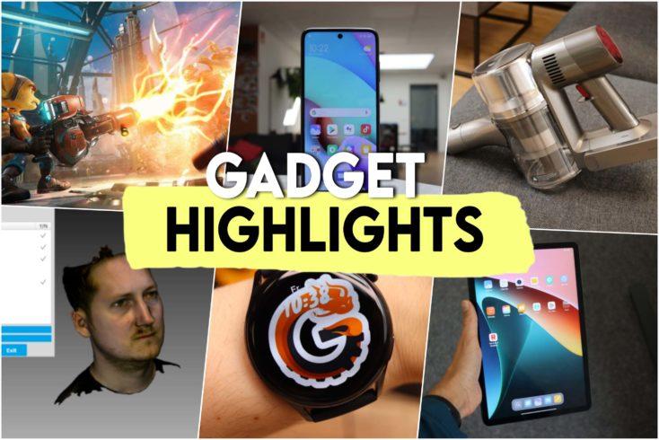 Gadget Highlights des Monats August Beitrag