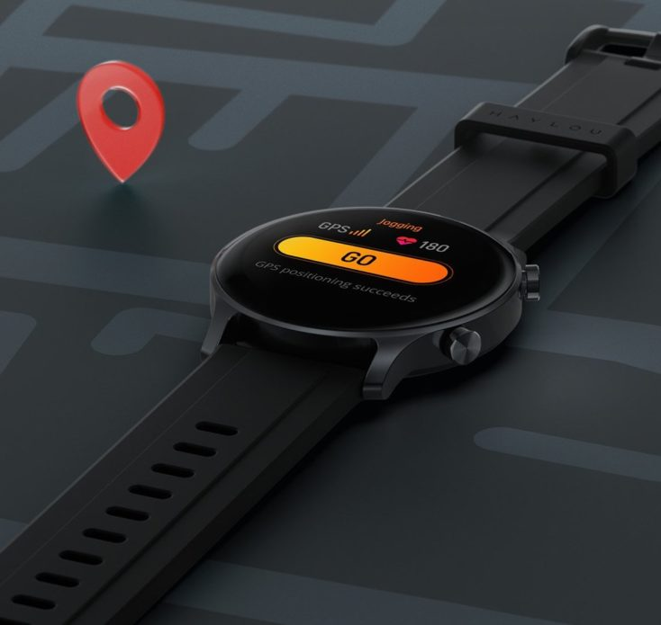 Haylo RS3 Smartwatch GPS