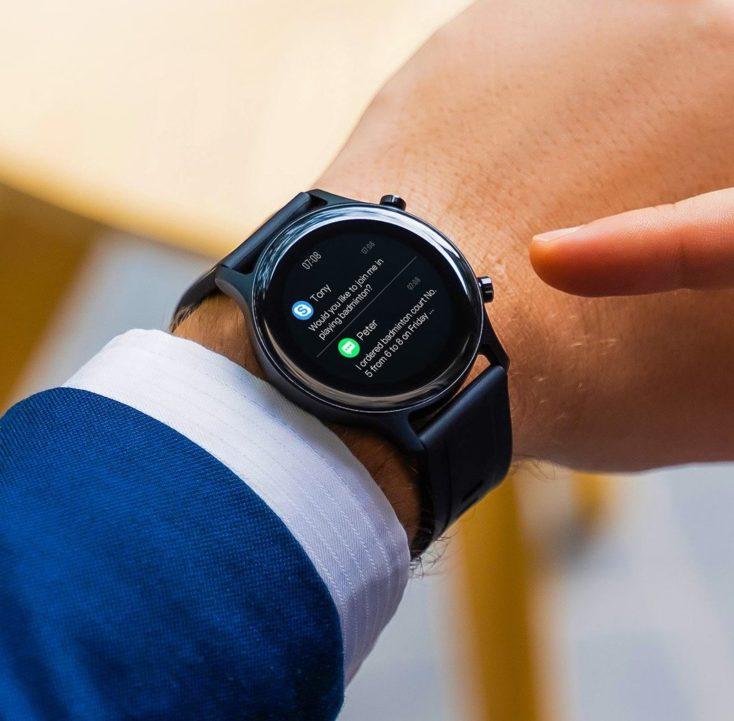 Haylou RS3 Smartwatch Funktionen