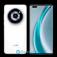 Honor Magic 3 5G Smartphone Design