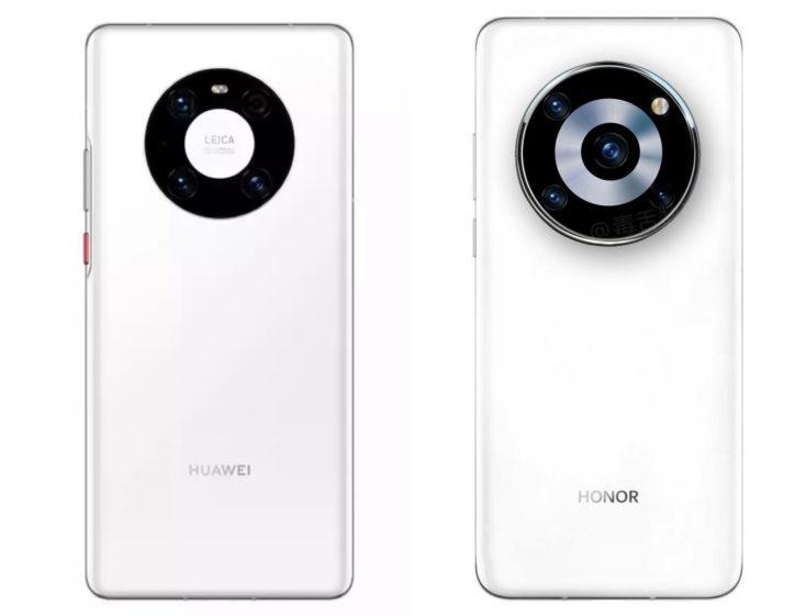 Honor Magic 3 vs Huawei Mate 40 Pro