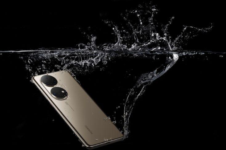 Huawei P50 Pro Smartphone IP68 Rating