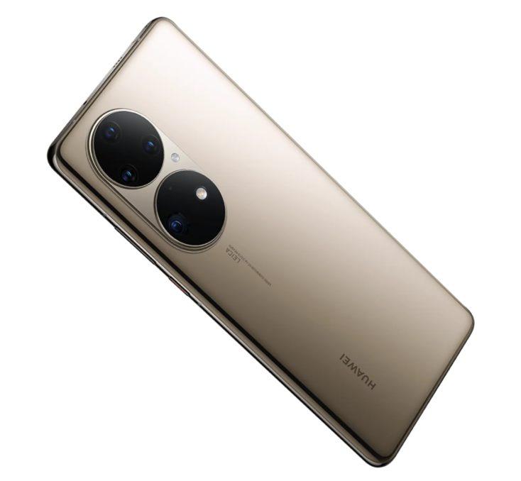 Huawei P50 Pro Smartphone Rueckseite