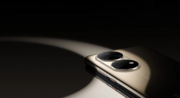 Huawei P50 Smartphone Kamera Design