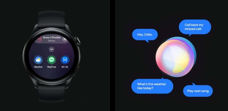 Huawei Watch 3 Smartwatch Celia