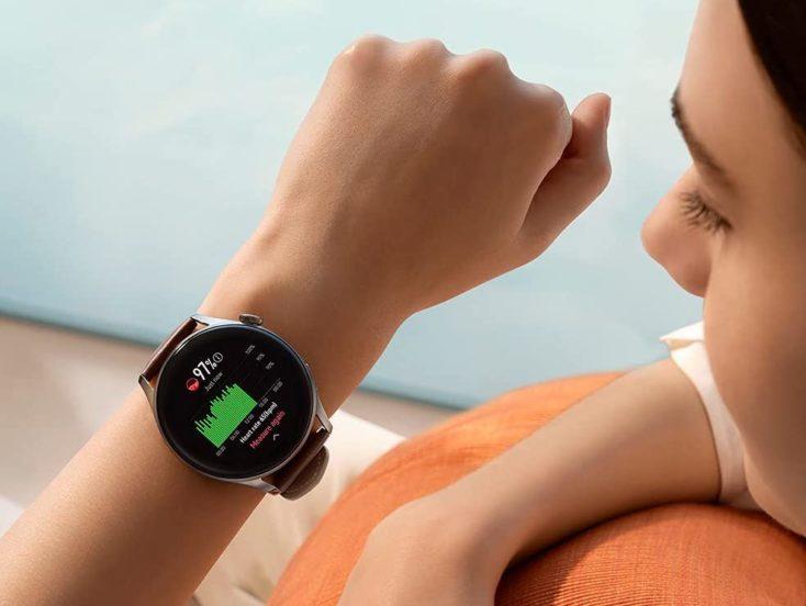 Huawei Watch 3 Smartwatch Sportfunktionen