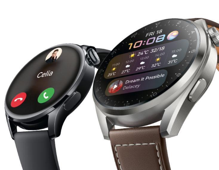 Huawei Watch 3 und Watch 3 Pro