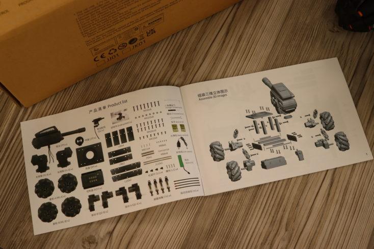 JJ 01 DIY RC Car Anleitung