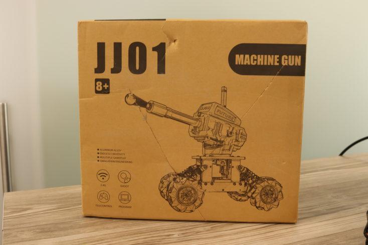 JJ-01 DIY RC-Car Verpackung