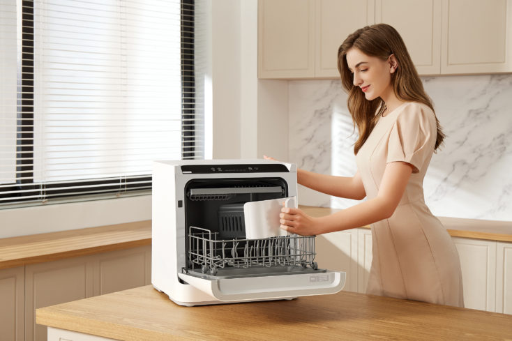 Mi Smart Air Fryer 3.5L Heißluftfritteuse Spuelmaschine