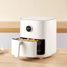 Mi Smart Air Fryer 3.5L Heißluftfritteuse auf dem Tisch Beitragsbild