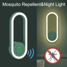 Nachtlicht mit Insektenschutz