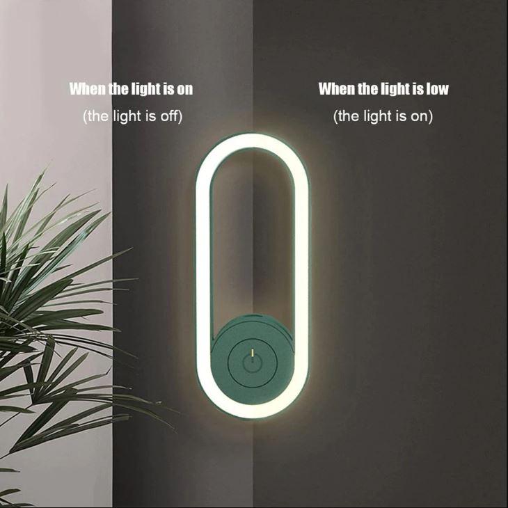 Nachtlicht mit Insektenschutz automatische Helligkeit