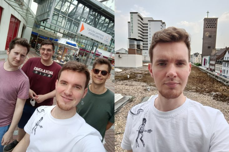 OnePlus Nord 2 5G Selfies