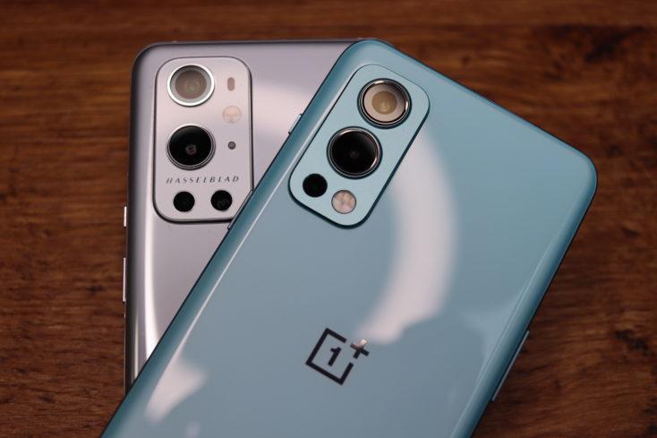 OnePlus Nord 2 5G vs OnePlus 9 Pro