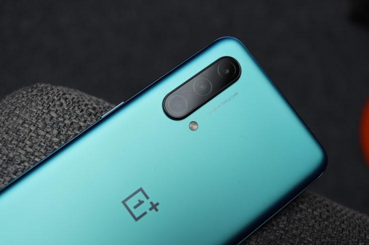 OnePlus Nord CE 5G Kamera