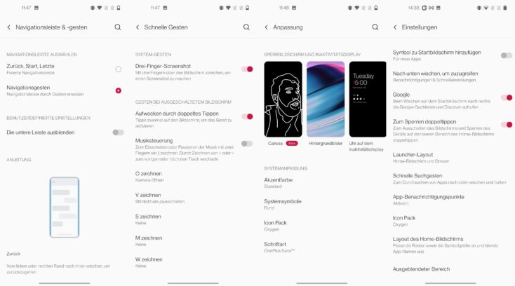 OnePlus Nord CE 5G OxygenOS Features