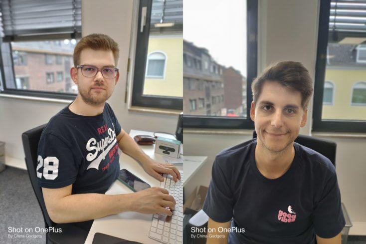OnePlus Nord CE 5G Portrait Fotos 1