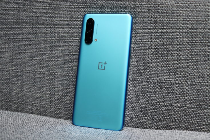 OnePlus Nord CE 5G Rueckseite