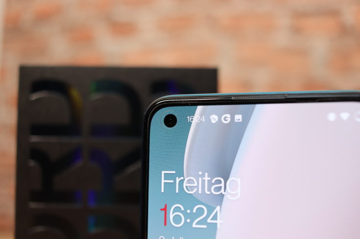 OnePlus Nord CE 5G Selfie Kamera